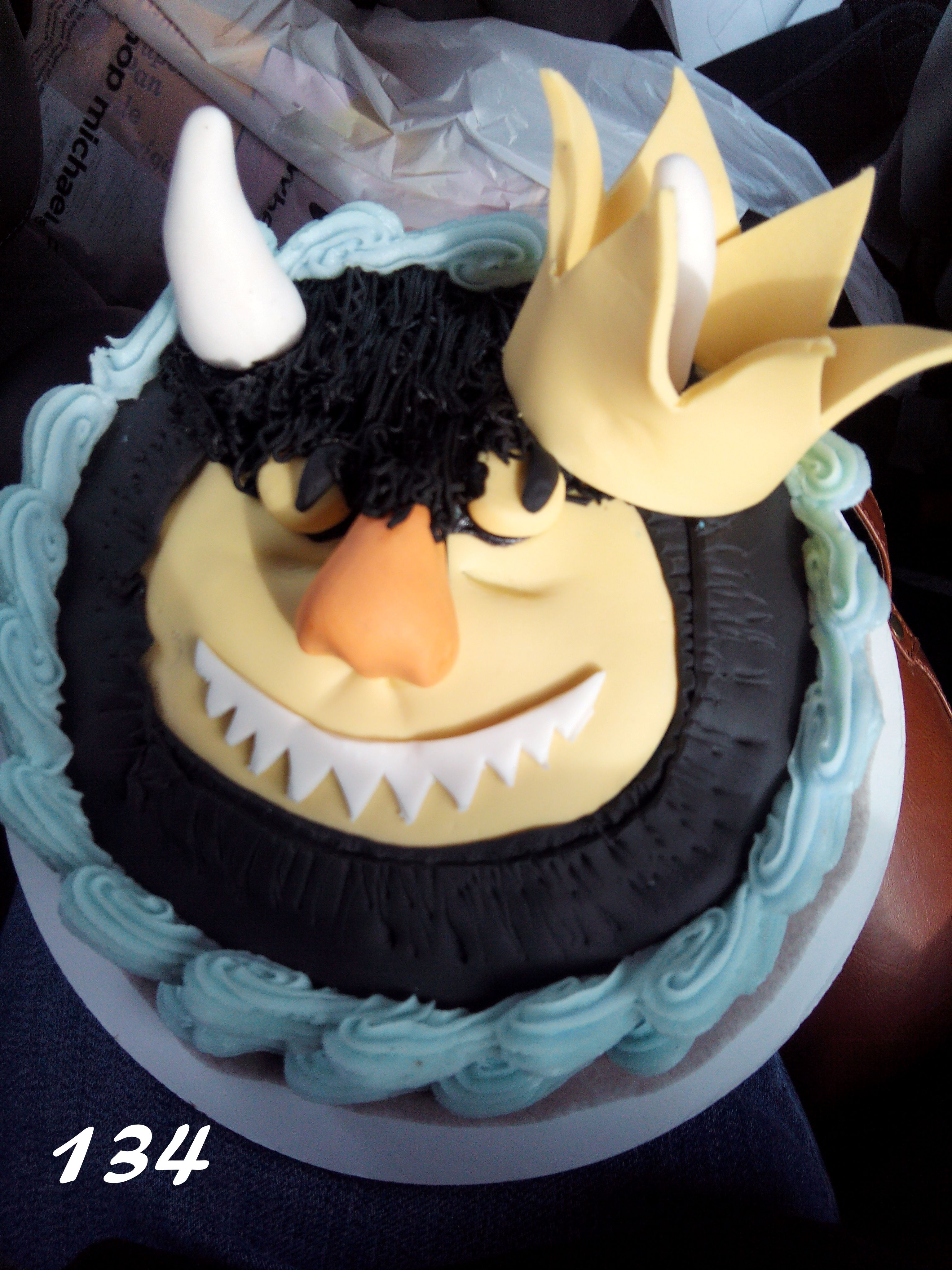 Where the wild things are!  You can get your Wild Cake too!