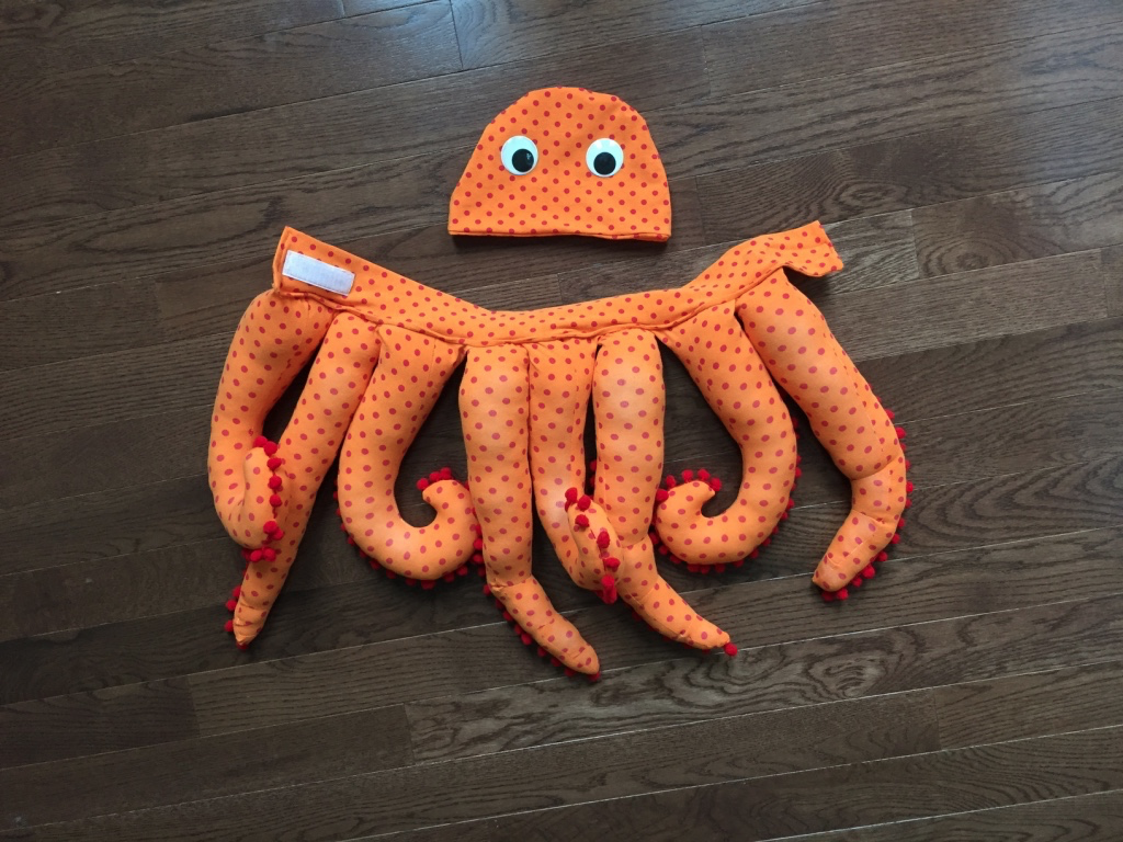 diy octopus costume octopus costume costumes and halloween costumes