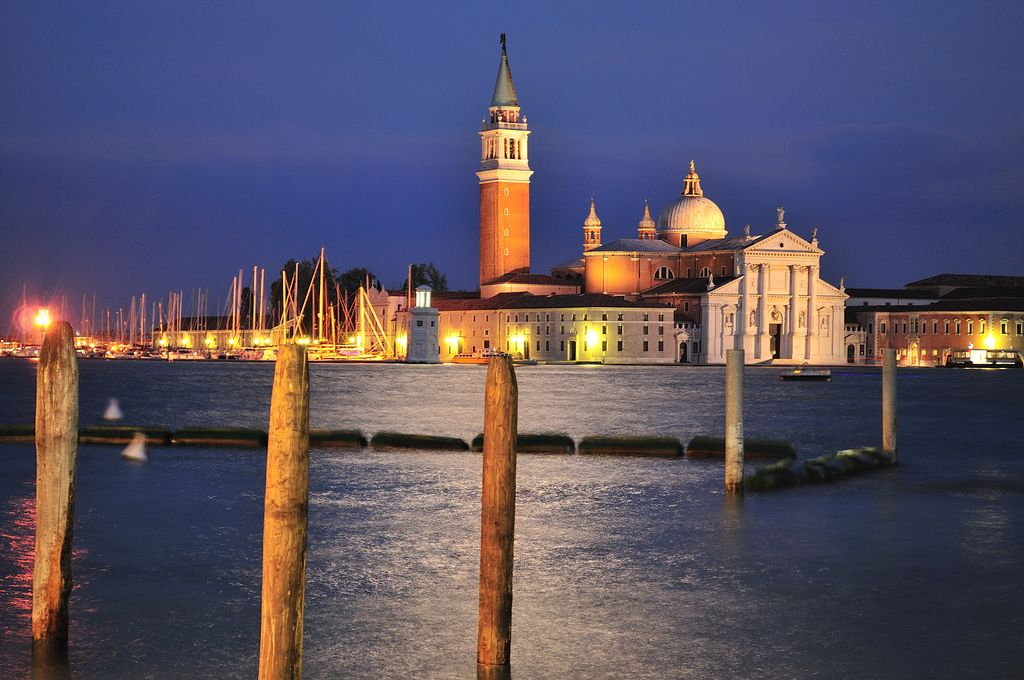San Giorgio Island, Venice, Italy.  No photoshop, no HDR. Without edition, without retouching.  Visit my Homepage : www.juanrubiano.com