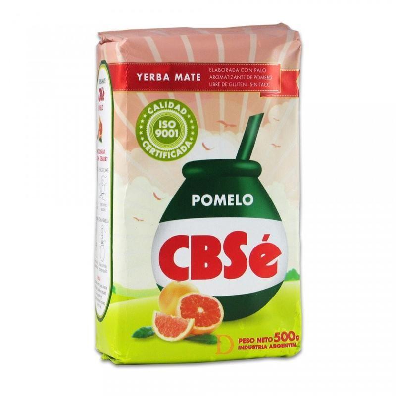 Cbse Yerba Mate Pomelo Grapefruit 500g