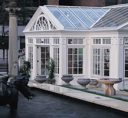 Conservatories Decor Exterieur Jardin D Hiver Serre Jardin
