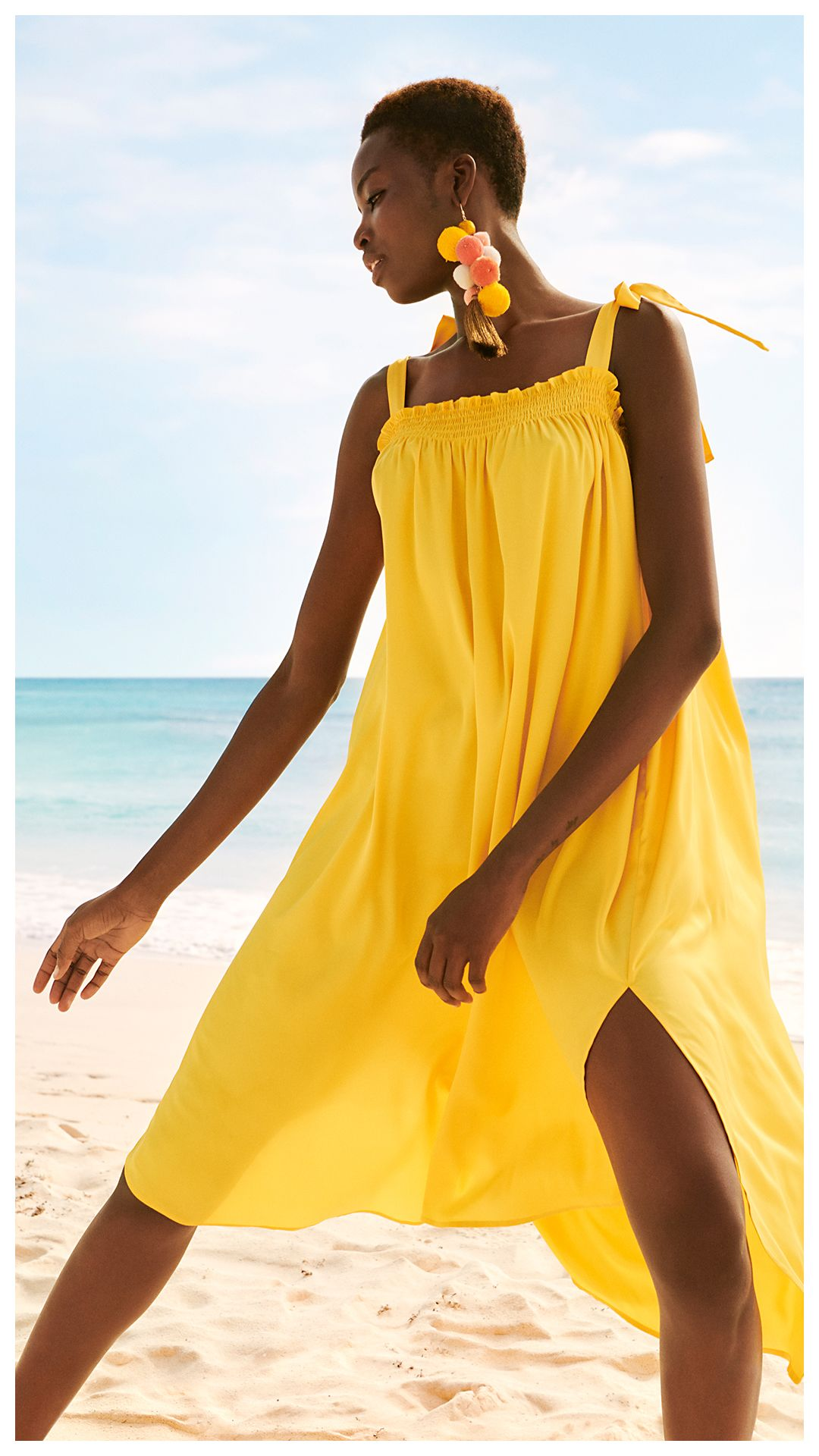 1d75156014f H M presents Under the Sun  a one-stop shop for all your summer days. Find  dresses