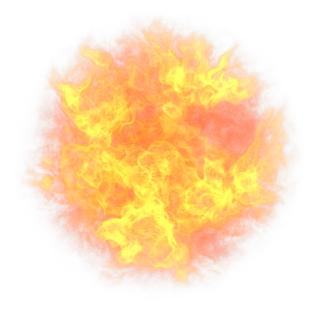 Fireball1 Gd Png 350 350 Pink Flamingos Fireball Dungeons And Dragons