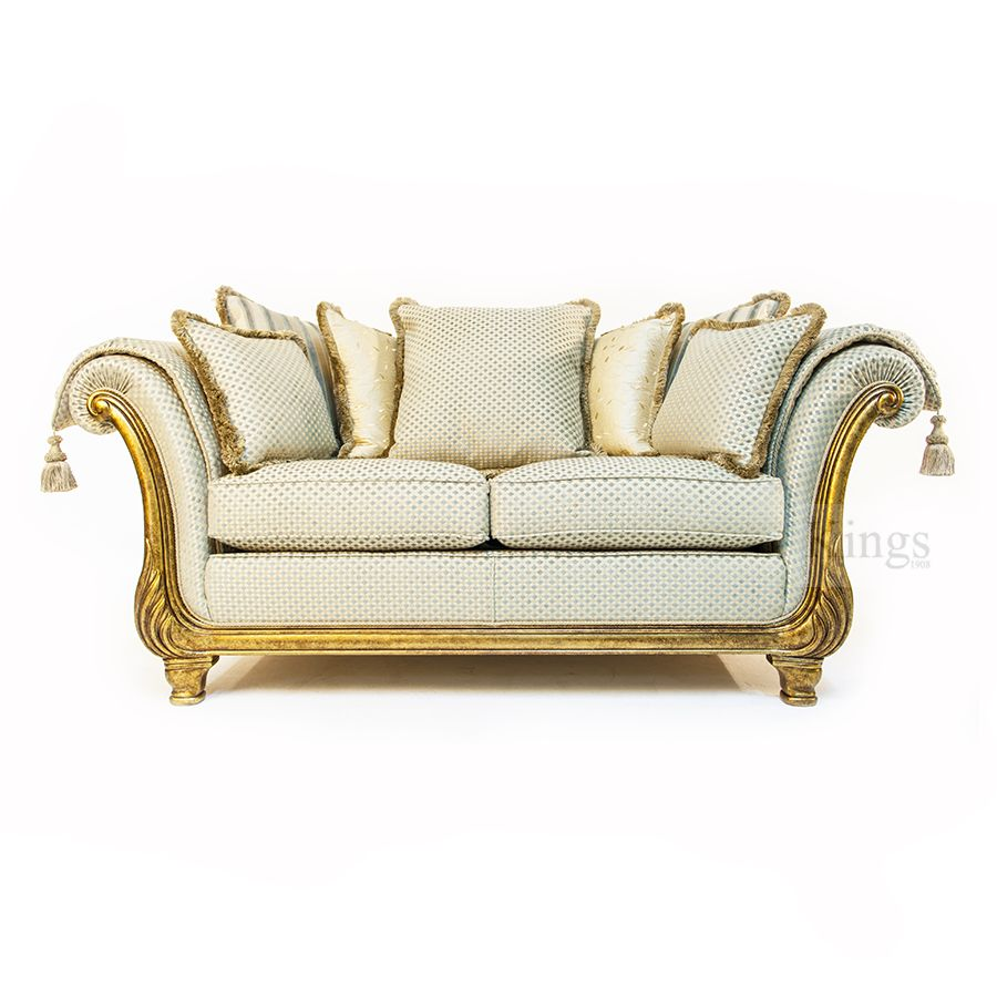 #Gascoigne #Designs Victoria #Luxury #Sofa 2 And A Half Seater Now On
