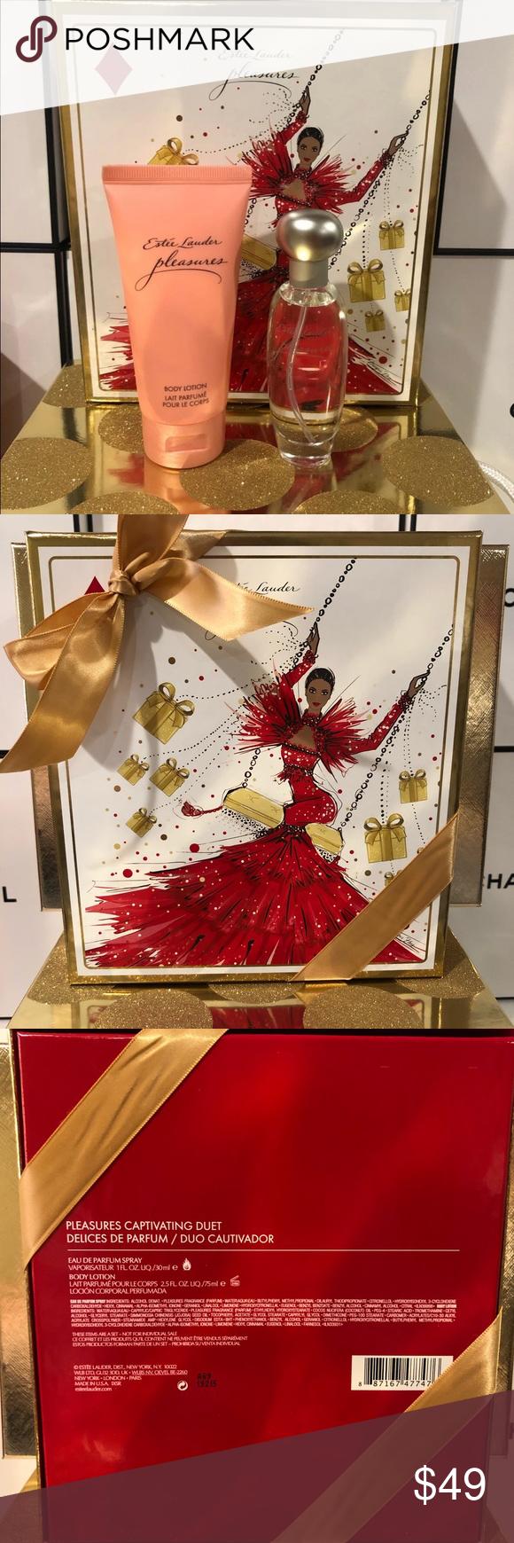 Estée Lauder Pleasures Set PRICE FIRM. 2019