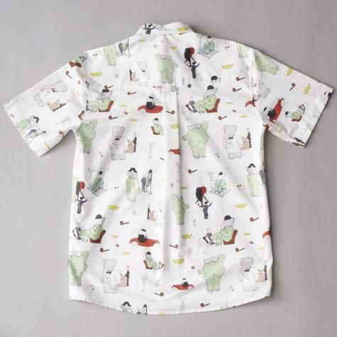 Soulland BarBar Paris Shirt