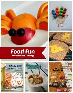 Food Fun, snacks and food for kids!
