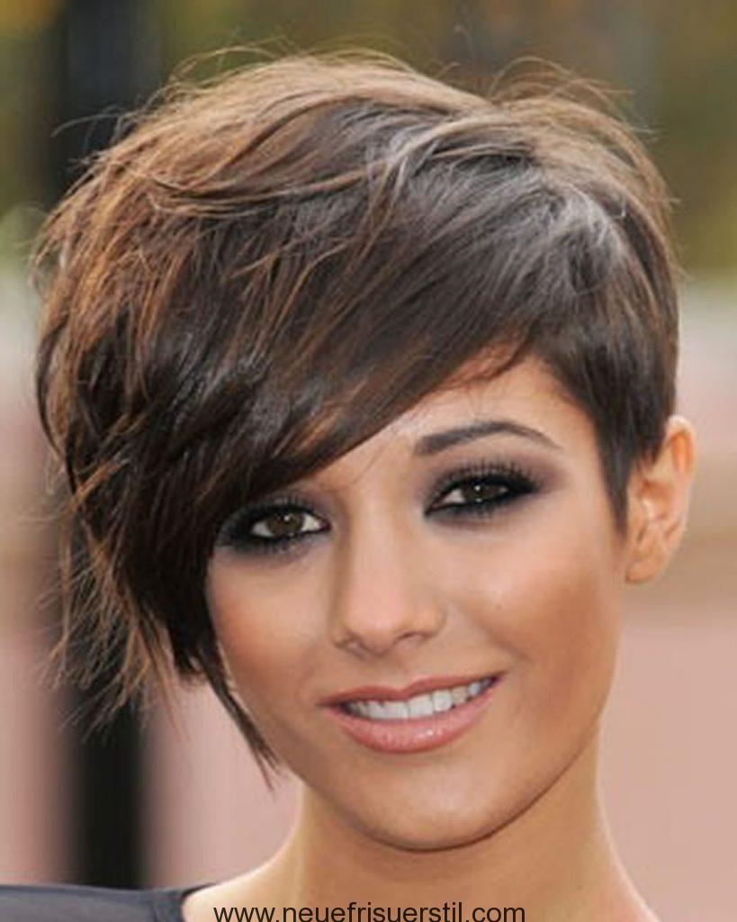 Asymmetrische Kurze Haare 2018 33 Haute Kurze Frisuren