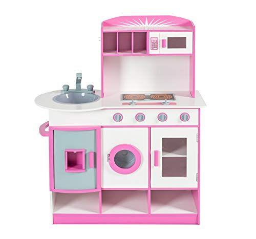 Kinderküche Aga4Kids Camila KüchenspielzeugSpielkücheKüche