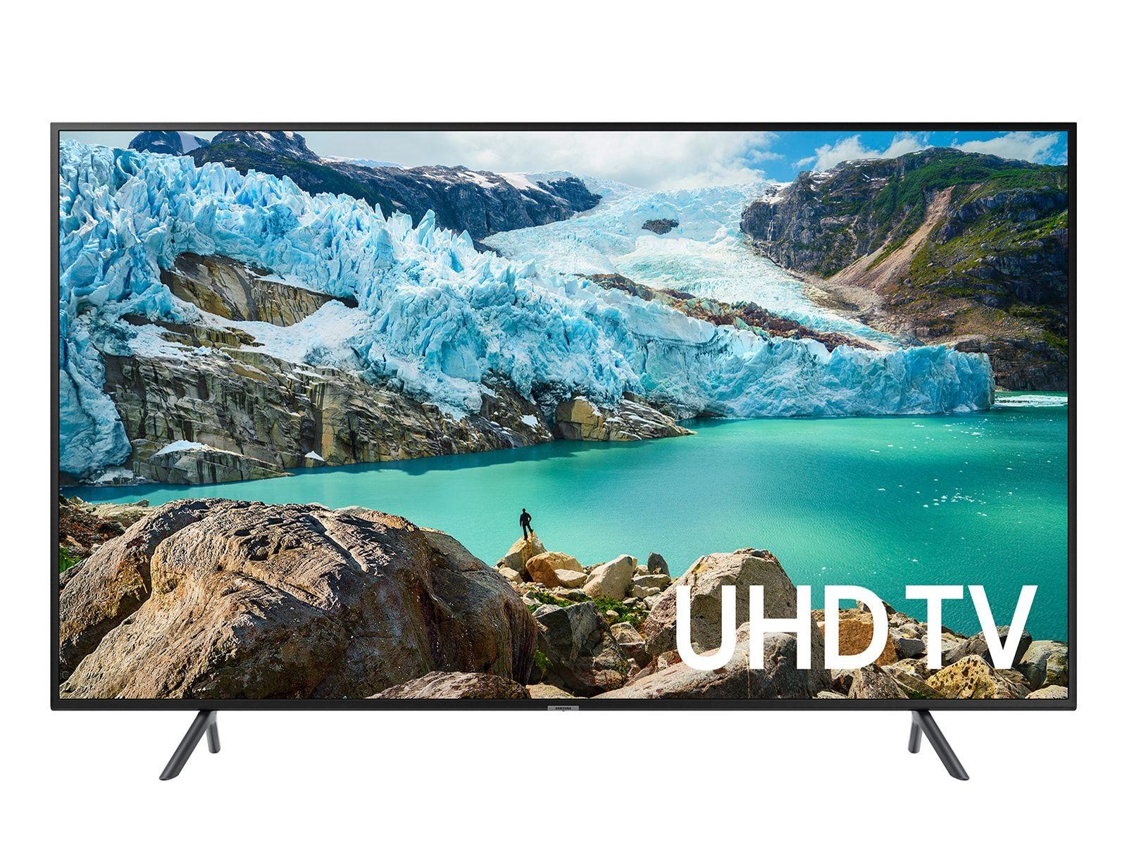 58 Class Ru7100 Smart 4k Uhd Tv 2019 In 2020 Samsung Smart Tv