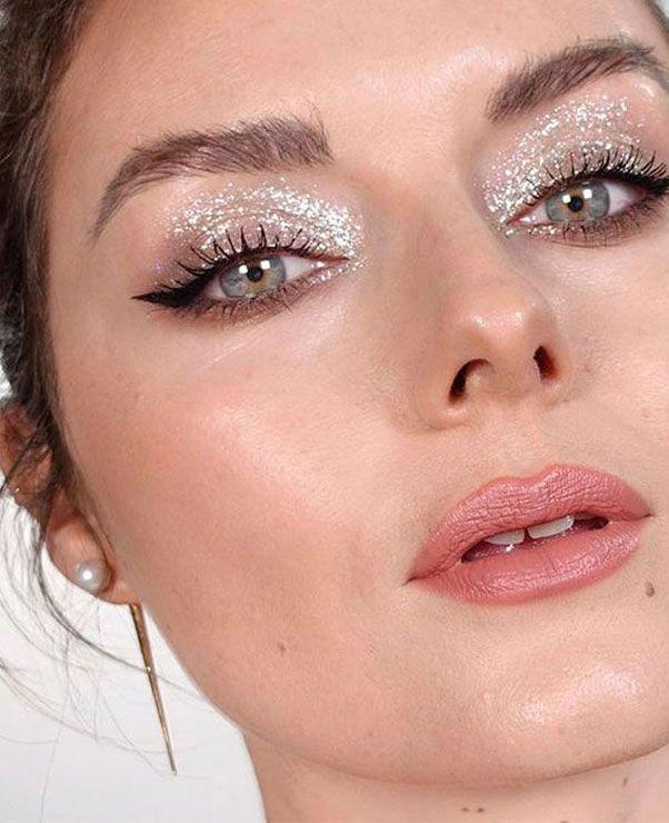 Maquiagem até R$50 – um montão de opções de makes baratinhas para comprar online #glittereyemakeup