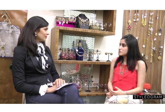 Up, Close And Personal With Designer, Vasundhara Mantri