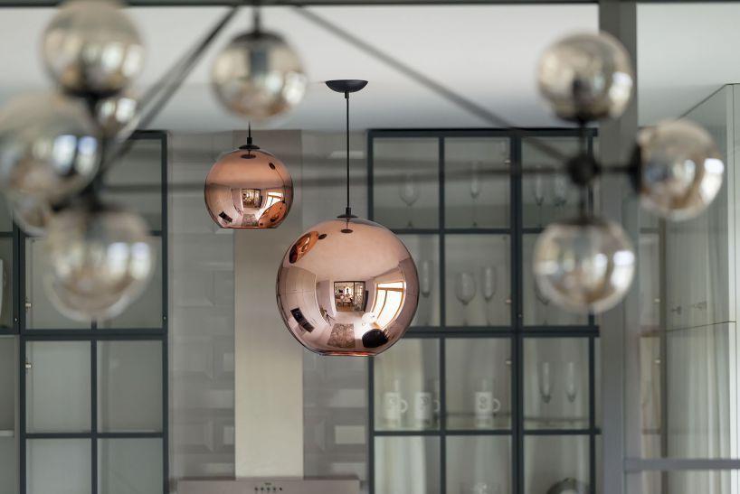 Lampadari da cucina in metallo | Arredamento d\'interni | Pinterest ...