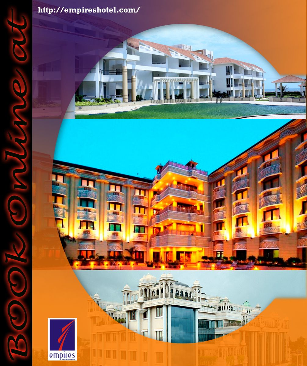 The Empires Hotel, Luxury Hotel in Bhubaneswar, Paradip and Puri ...