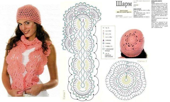 Bufanda crochet patrones gratis - Imagui