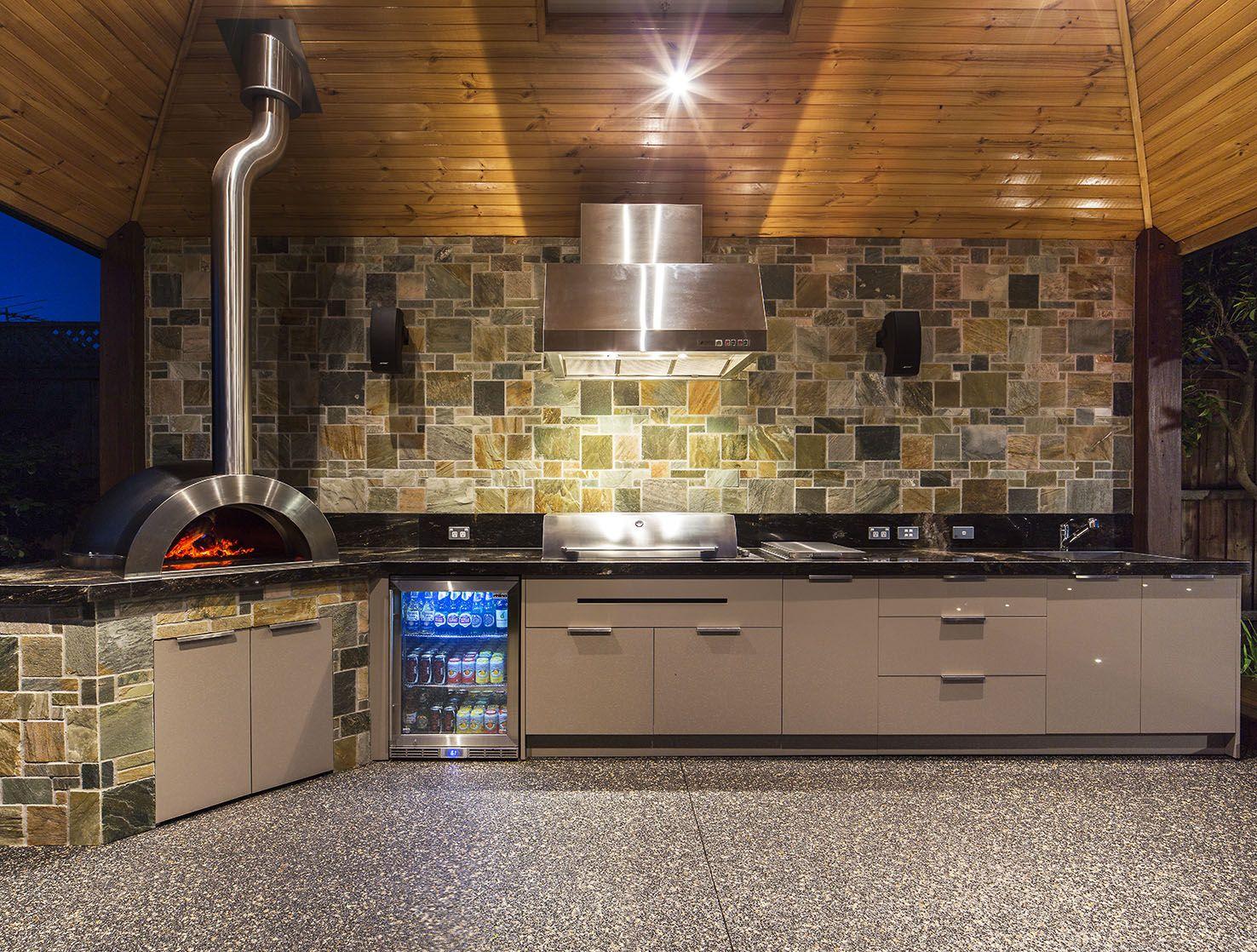 Melbourne Outdoor Kitchens | AKL Designer Kitchens | Kitchens ...