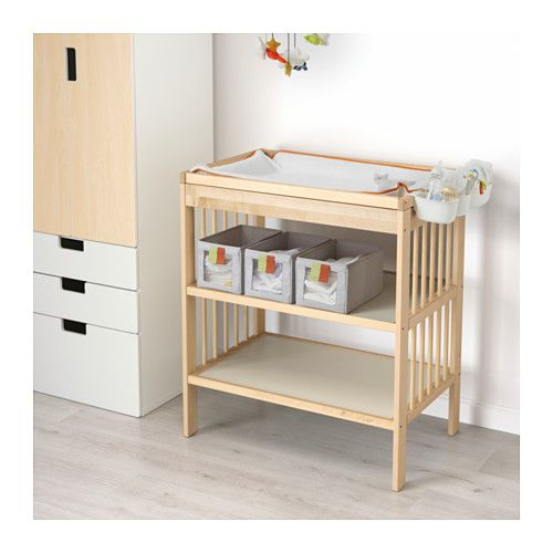 IKEA GULLIVER changing table Comfortable height for changing the ...