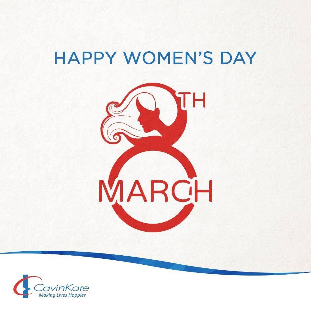 Happy Woman Day Image By Lcmediahouse On Cavinkare Company Logo Tech Company Logos