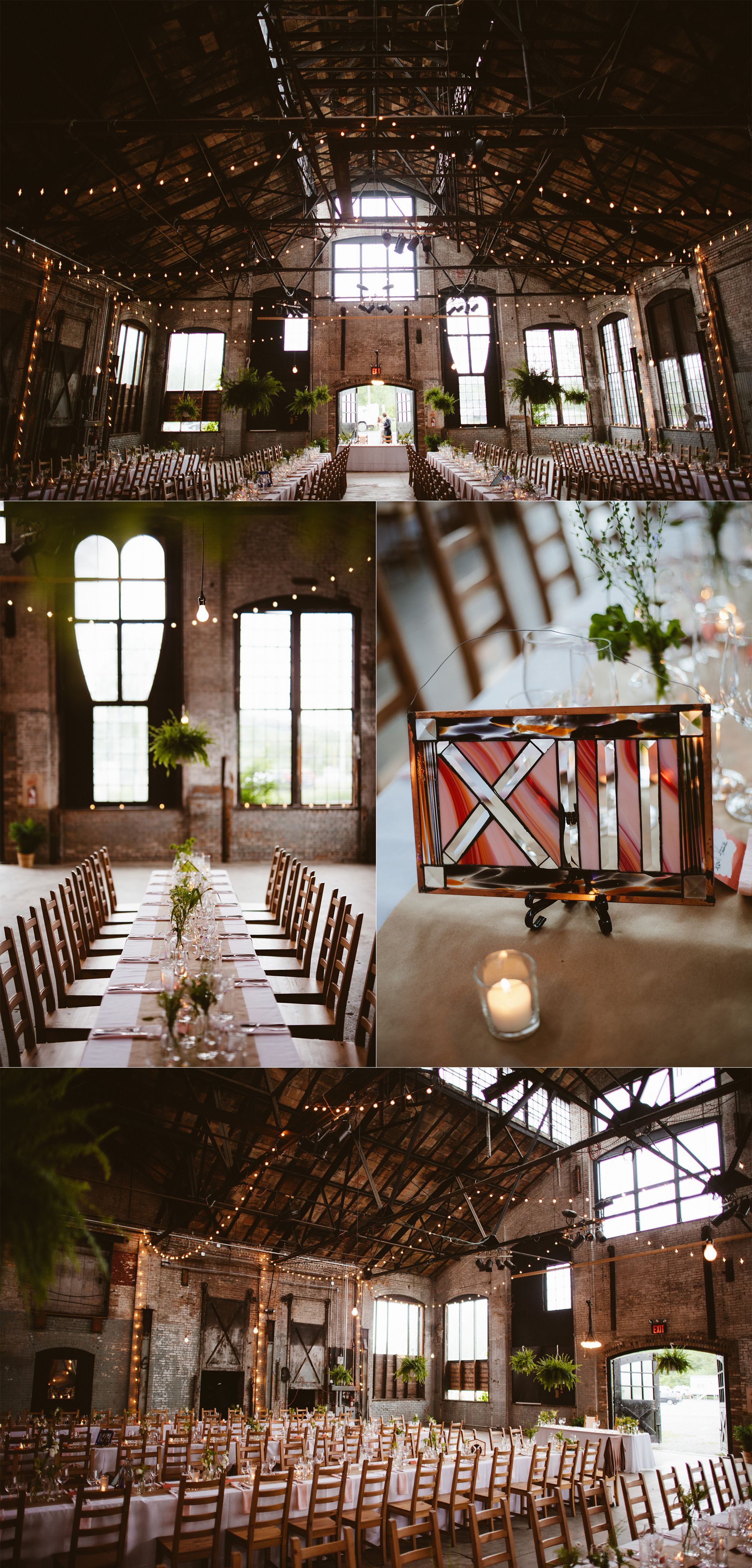 The Feel Of Building Itself Has Remained Through Renovations Sporting Exposed Brick Walls An Incredible Old Steel Truss System And A