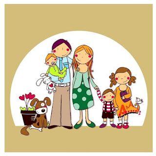 Actividades para Educacin Infantil Test de la familia