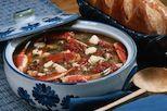 Farmer's almanacs Soup, stews, and chowder recipes