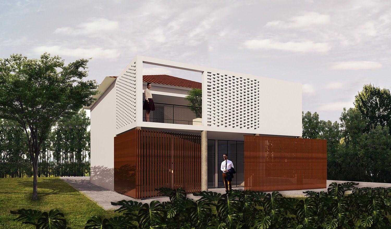 Projeto Fachada, 2015 - A Pino Arquitetos