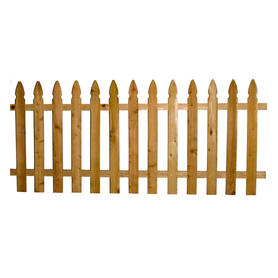 Single Pickets Severe Weather Cedar Fence Picket Common 1 In X 4 In X 4 Ft Actual 0 625 In X 3 5 In X 3 5 Ft Cedar Wood Fence Wood Fence Fence Panels