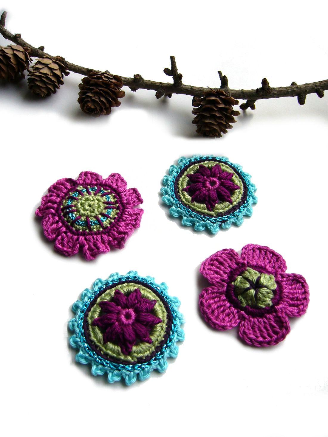 crochet applications