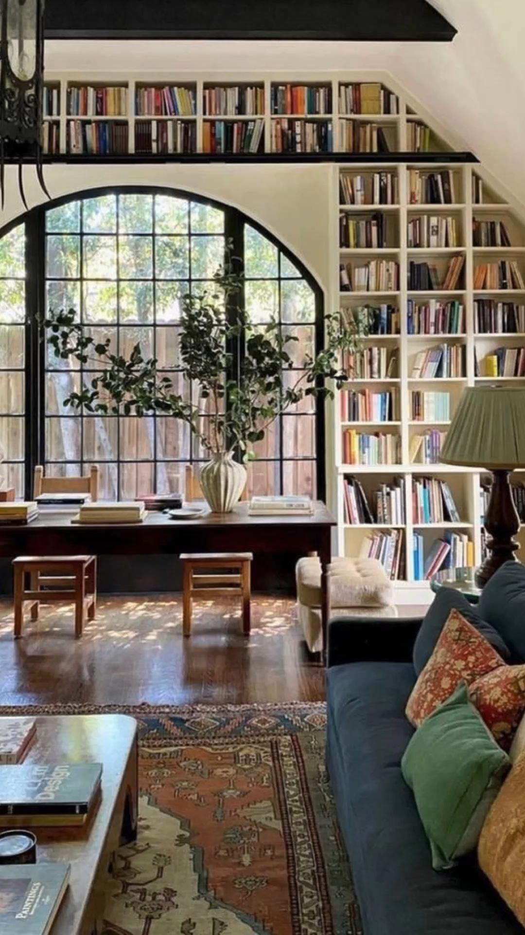 How to Lean Into Eclectic Granny The Minimalist Way (Via A Vintage Lover's Dream Home Tour