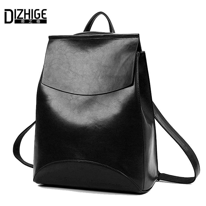 e87f3809690a Summer Brand Vintage backpack Women Pu leather Woman Backpack High ...