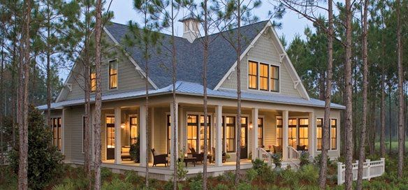 2007 Southern Living Idea House Was A Modular! Via: Outside The Workroom:  Reader Request! Eco Friendly Living (PreFab And Modular Homes)