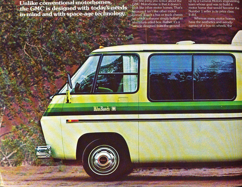 1978 Gmc Motorhome Camper Palm Beach Eleganza Kingsley 16 Page