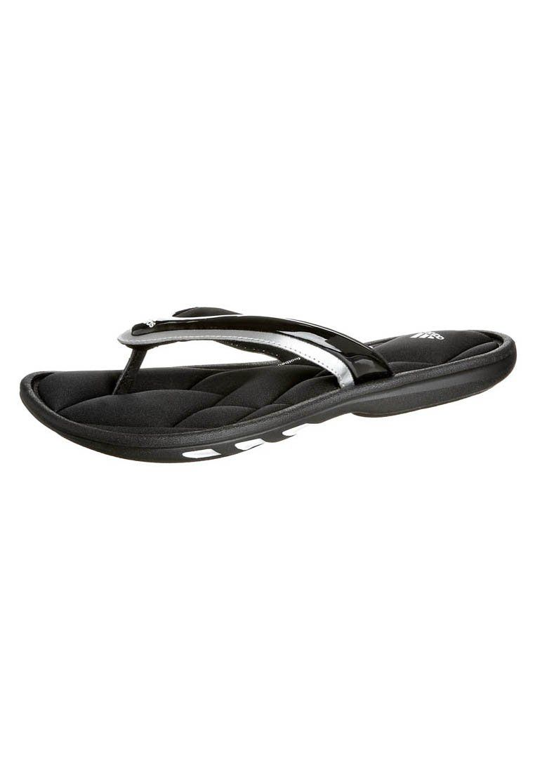919455dca297 adidas Performance - SLEEKWANA QFF - Flip Flops - black