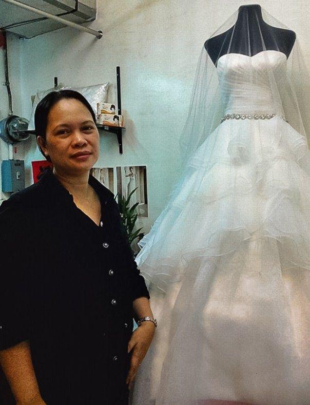 Divisoria wedding gown maker | wedding dresses | Pinterest