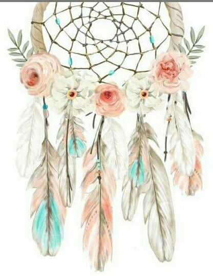 Dream catcher boho image by Tracy Packard on DIY Free