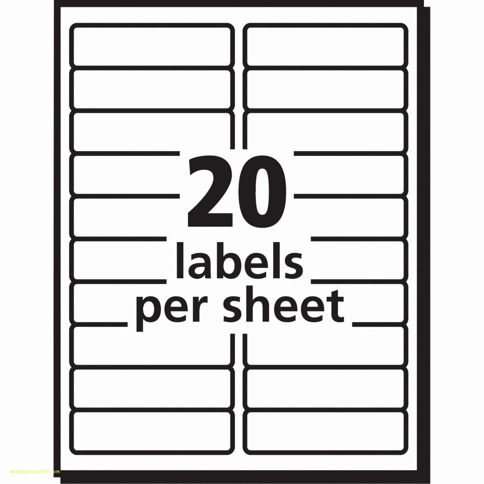 Staples Return Address Labels Template Lovely Labels Per Sheet Template Excel Avery Xerox In 2020 Address Label Template Return Address Labels Template Label Templates