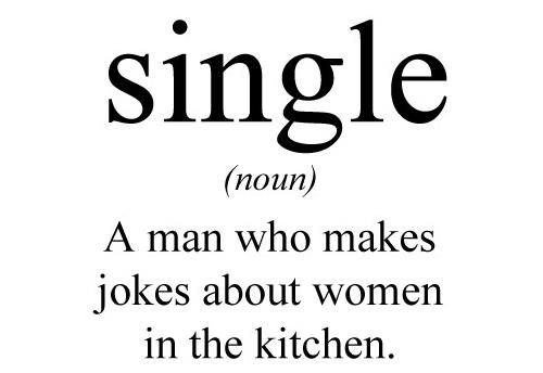 definition for single