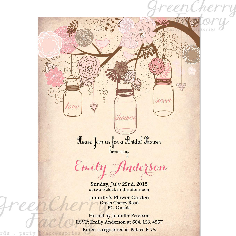 Medium Of Cheap Bridal Shower Invitations