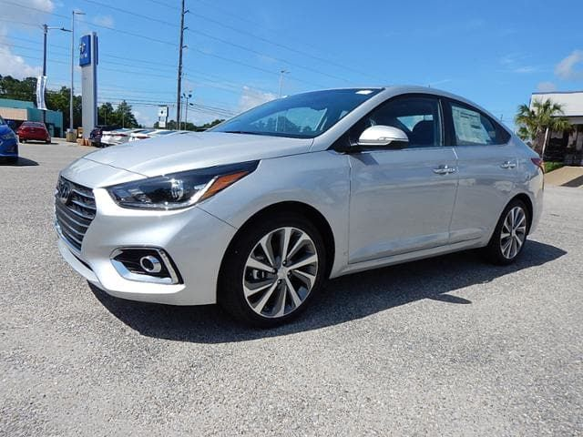 New 2018 Hyundai Accent For Sale | Gulfport MS
