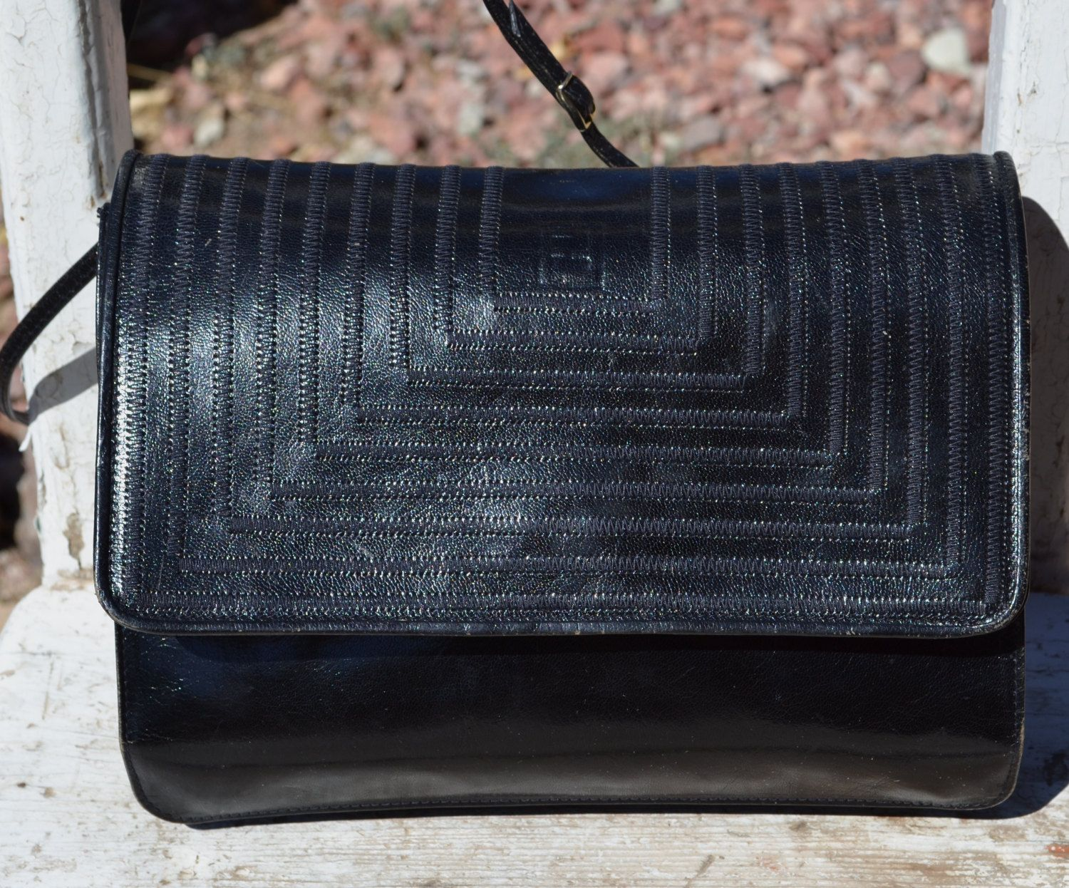 Fendi Convertible Clutch
