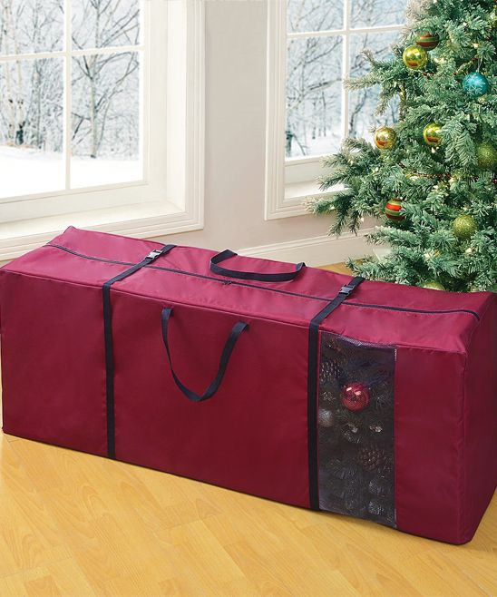 Christmas Tree Storage Container - #storage #organization