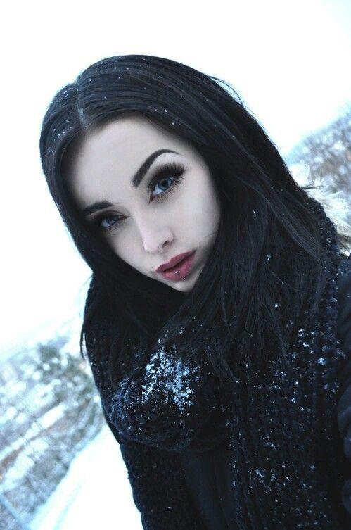 Pale girl pics