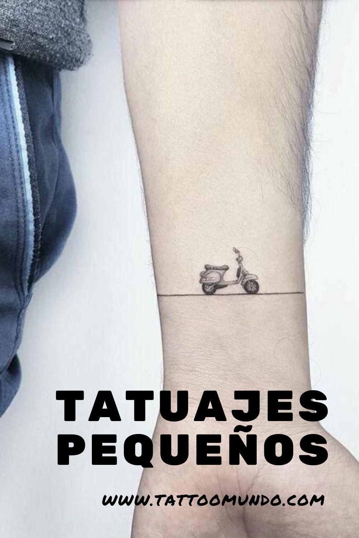 Pequeno Tatuajes Lgbt