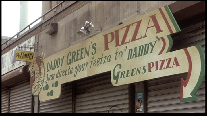 just directa your feetza to daddy greens pizza moar pizzzaaa