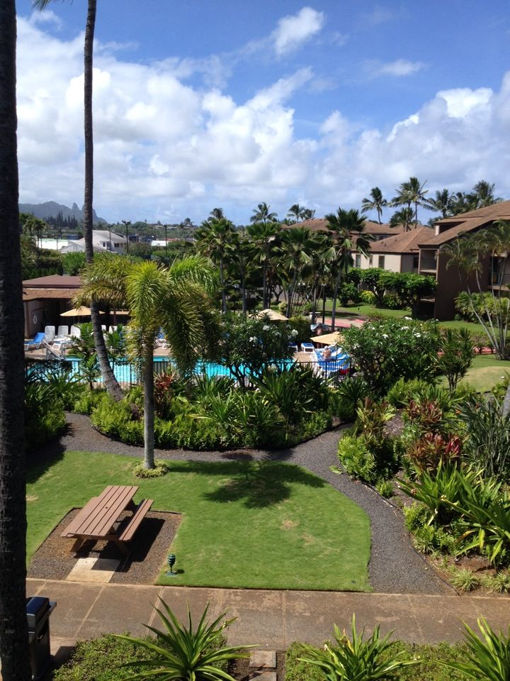 We had the best time here!  Very clean and roomy!  We will be back!  Pono Kai Resort in Kapa'a, HI