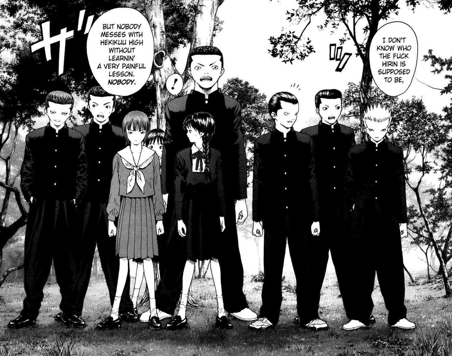 Angel Densetsu 84 Page 7 Angel, Anime, Manga