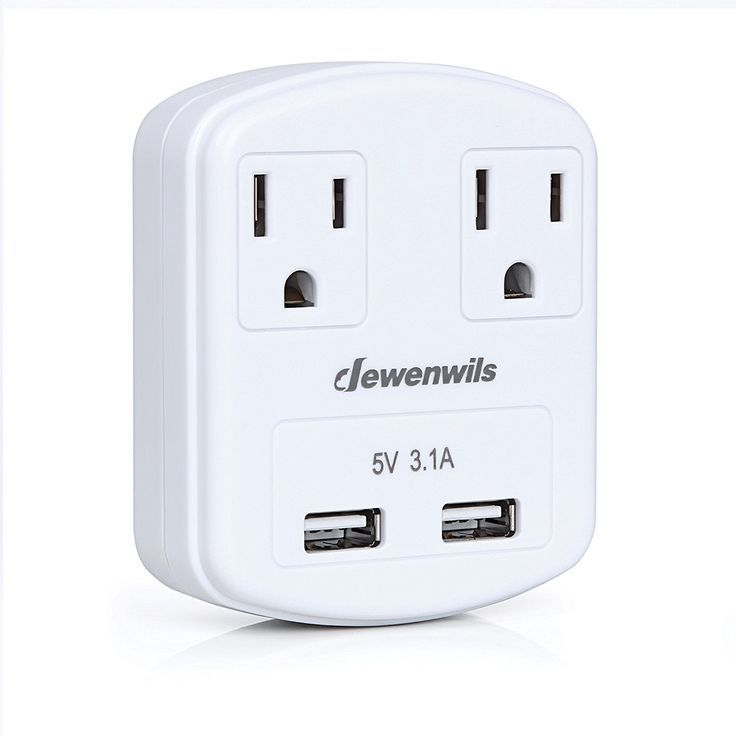 Smart Travel Tip Always Find A Free Outlet At The Airport When You Carry A Multi Outlet Adapter Small And Inexpe Outlet Adapter Usb Wall Charger Wall Outlets