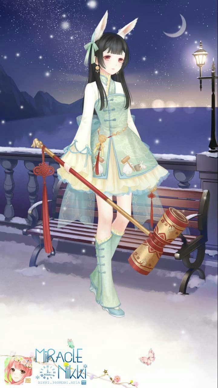 Kelinci Bulan Ver. 2 Anime, Ngôi sao