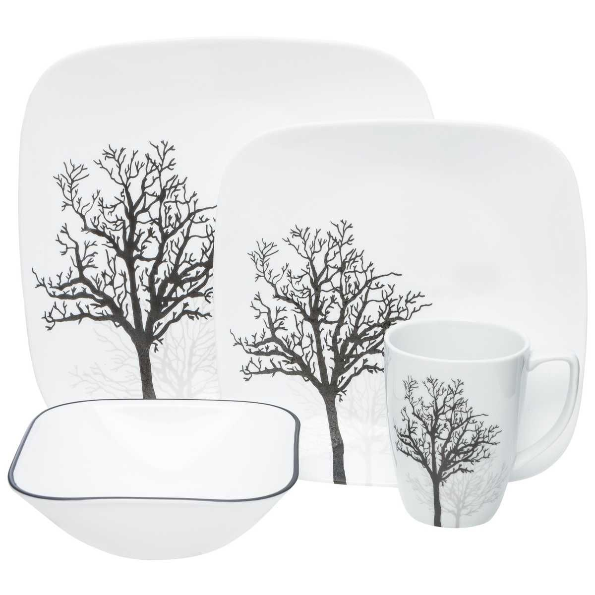 BIG W   Australia\u0027s Lowest Prices Everyday  sc 1 st  Pinterest & Bring classic charm to any meal with the Corelle Square Timber ...