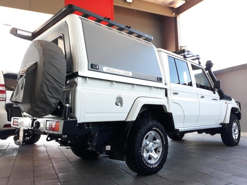 Toyota Land Cruiser 79 4 5d 4d Lx V8 Double Cab For Sale In Klerksdorp Id 25333439 Autotrader In 2020